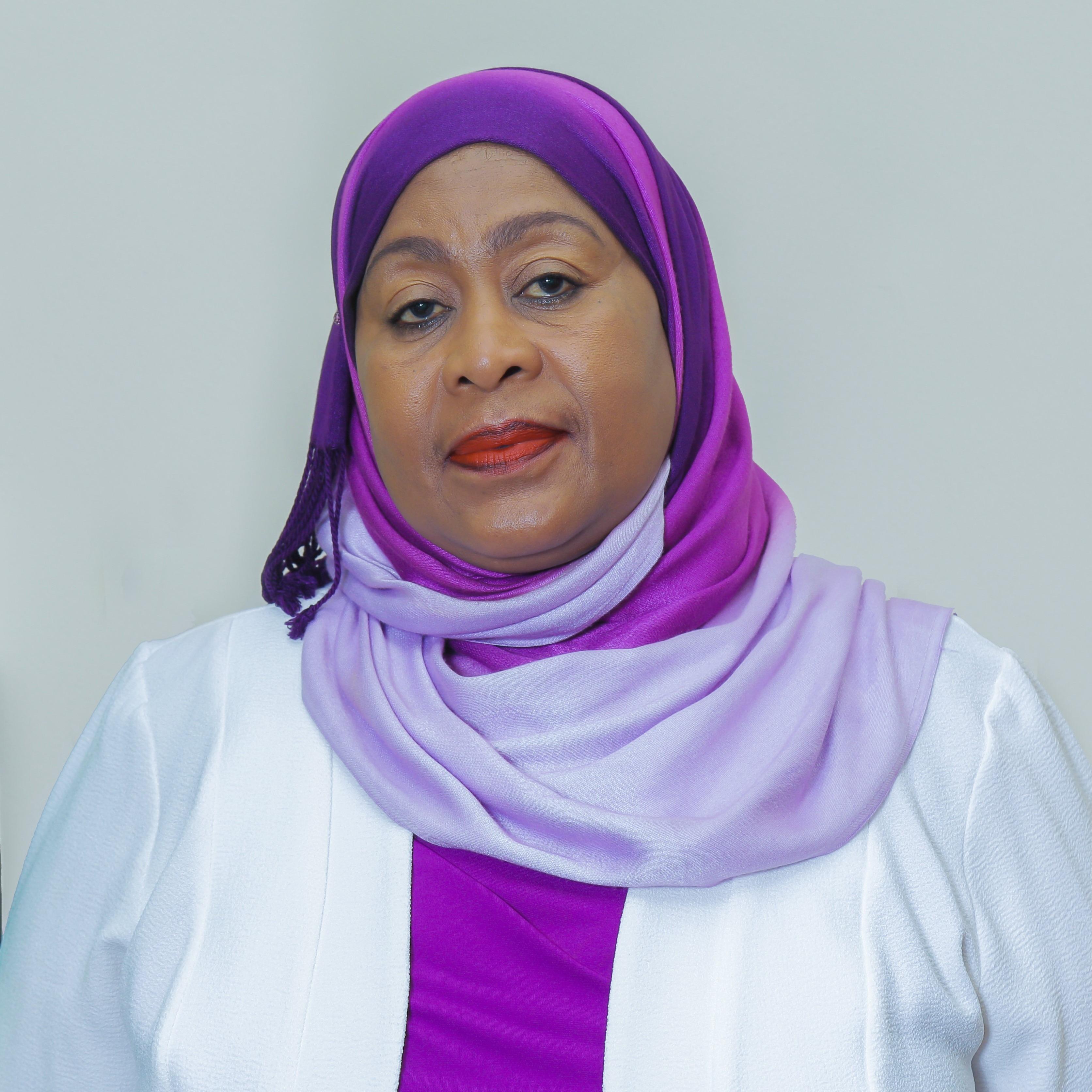 H.E. Samia Suluhu Hassan