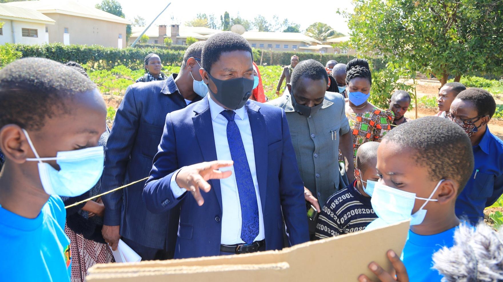 Waziri Jafo: Wanafunzi wa Sekondari mfanye utafiti wa mazingira