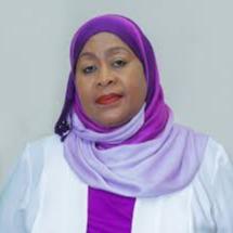 H.E.Samia Suluhu Hassan